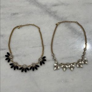 J. Crew Statement Necklaces
